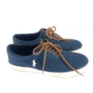 Polo Ralph Lauren Forestmont II Sneakers Size 9D